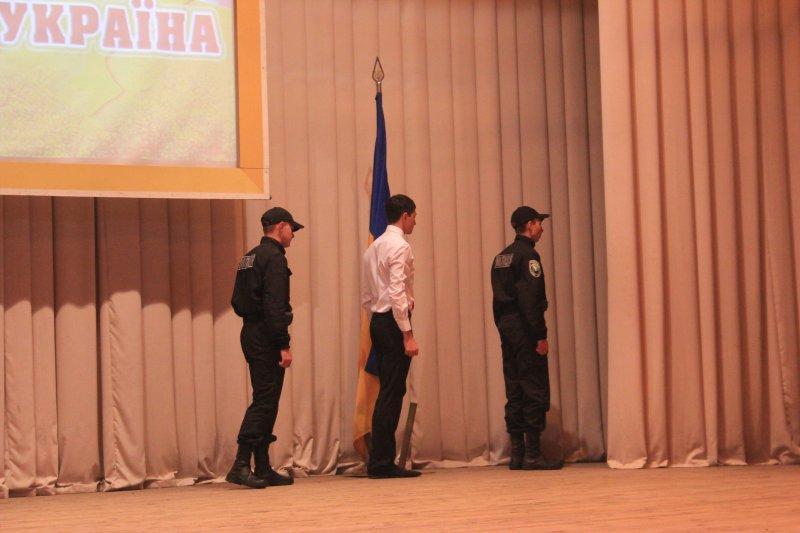 В Артемовске отметили День независимости с награждениями. 1408725189_img_6367