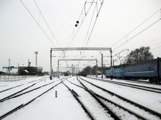Станции Артемовска теперь относятся к Южной железной дороге