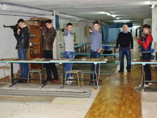 В Артемовске прошел чемпионат города по пулевой стрельбе