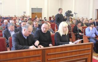 Артемовские депутаты не поддержали обращение димитровских коллег