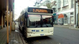 В Бахмуте-Артемовске продолжается подготовка к запуску нового маршрута троллейбуса
