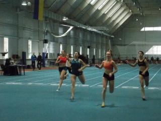 В Бахмуте-Артемовске прошел чемпионат области по легкой атлетике