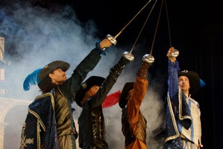 Скачать Торрент Три Мушкетера Мюзикл - фото 4